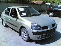 2003 Renault Symbol Pictures, 1.4l., Gasoline, FF, Manual For Sale