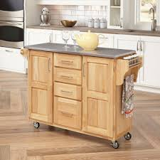 Crosley Furniture Kitchen Cart Kitchen Island Cart Walmart Bcp Natural Wood Kitchen Island