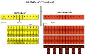 Atlantic City Beach Concert Seating Chart Saratoga Race Track Seating Chart Upcoming Saratoga Race