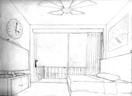 Amazing 1 Pt. Perspective: Bedroom By Loreto Arts ...