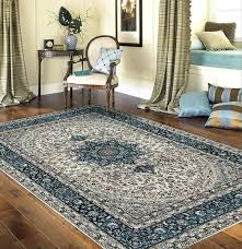 traditional blue medallion area rug rugs