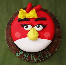 140 best Cakes Angry Birds images on Pinterest