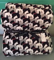 Vera Bradley Scottie Dog Pattern New Inspiration