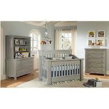 baby room furniture ideas. babyu0027s dream spice convertible crib vintage grey with noah bedding by pine creek baby room furniture ideas