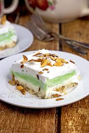 Pistachio Lush The Midnight Baker