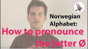 In today's video we will learn the norwegian alphabet and how to correctly pronounce norwegian sounds!correct pronunciation is essential when learning a new. Norwegian Alphabet O How To Pronounce The Letter O Youtube