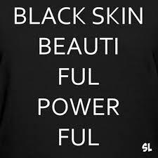 Beautiful Black Skin Quotes Best of Empowering Black Girls Tees By Lahart Black Womens Black Skin