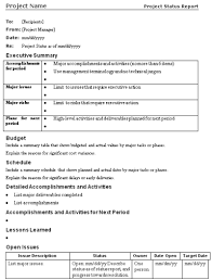 Monthly Report Template Word Sample Weekly Status Report Monthly Report Template Word Status 56