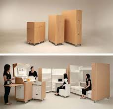 Space Saving Furniture Kenchikukagu Freshome