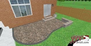 small paver patio designs small patio design in mi brick paving inside brick patio design ideas small paver patio designs