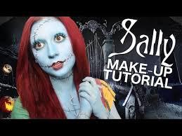 sally nightmare before makeup tutorial you