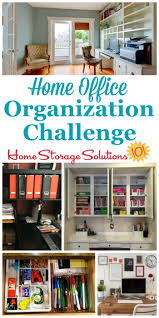 storage solutions for home office. Step By Instructions For Home Office Organization, Including Organizing Supplies, Storage Solutions T