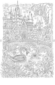 Landscape coloring pages vectors (2,098). Pin On Coloring Pages