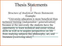 Writing a thesis statement for a research paper   Write My Custom     SlideShare