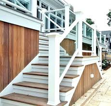 Outdoor Steps Design Exterior Railings Outdoor Stair Railings ...