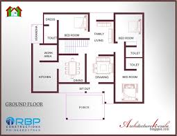 kerala style house plans within 2000 sq ft single floor luxury 2 bedroom house plans kerala