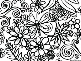 Spring Coloring Picture Trustbanksurinamecom