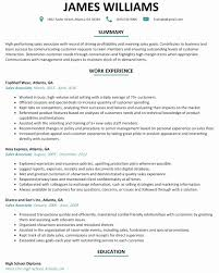 Best Resume Examples Great Sales Resume Sales Resume Examples Fresh Best Ideas Great 71