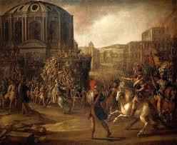 The Roman Army Organization And Battle Tactics History
