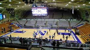 Welsh Ryan Stadium Seating Chart Northwestern University Welsh Ryan Arena Evanston