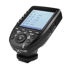 <b>Радиосинхронизатор Godox XPro-C TTL</b> Wireless Flash Trigger ...