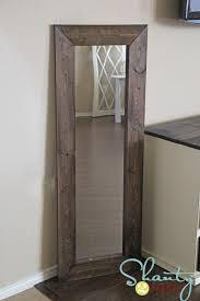 diy wood mirror frame. DIY Mirror Diy Wood Mirror Frame R