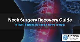 cervical neck surgery recovery guide 5