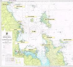 Charterlink Yacht Charter Hauraki Gulf Charts And Distances