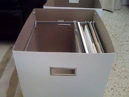 hanging file box. Hanging File Boxes Box