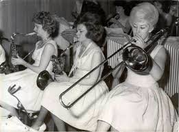 Ivy Benson and her girl band. | Girl bands, She girl, Feelings