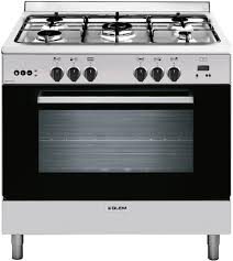 Image Samsung Glem Gl965mvi 90cm Freestanding Natural Gas Ovenstove Appliances Online Appliances Online Glem Gl965mvi 90cm Freestanding Natural Gas Ovenstove Appliances