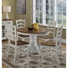 hardware dining table exclusive: home styles the french countryside pedestal dining table
