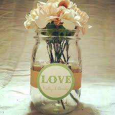 Decorating With Mason Jars And Burlap Mason Jar Burlap Centerpieces Bazaraurorita 82