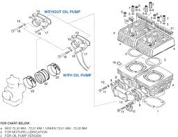 rotax 503 ul engine cylinder cylinder head and intake manifold rotax 582 wiring diagram at 503 Engine Diagram