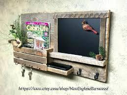 countertop mail organizer kitchen also zoom wooden