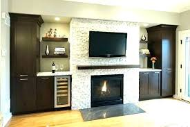 fireplace refinish how to reface a brick fireplace refacing brick fireplace ideas tile over brick fireplace