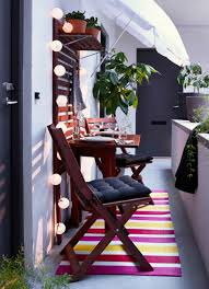 furniture for small balcony. Furniture:Furniture Small Ikea Balcony With Lighting Ideas Relaxing Singular Outdoor For 97 Furniture L