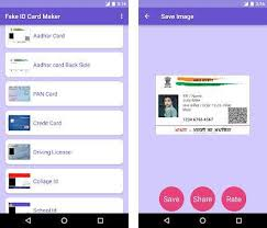 Android Id Maker aadharcard 2 Com Apk 1 Card Fake For Download • Zwq1BEC