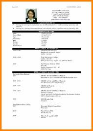 Sample Resume For Fresh Graduate Business Administration Objective