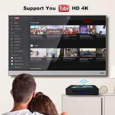 A95X F3 Slim TV Box Android 9.0 Amlogic S905X3 4GB 64GB Wifi 4K 8K 60fps Set  Top Box Netflix Youtube Smart TV Box A95XF3 X3 Set-top Boxes