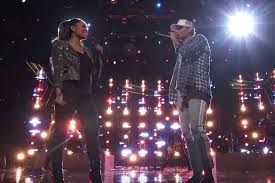 Kane Brown + Spensha Baker Heat Up 'The Voice' With 'What Ifs'