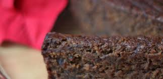 Caribbean Black Cake Recipe