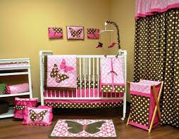 image of best baby crib bedding sets for girls