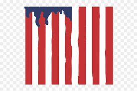 American Flag Website Background Drawn American Flag Transparent Background Carmine Hd Png