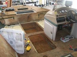 floor transom repair