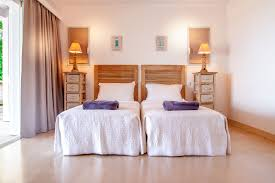 Bedroom For Two Twin Beds 30 Amazing Photos Of Villa Eden Island St Barths Online