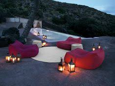 paola lenti float outdoor lounge chairs