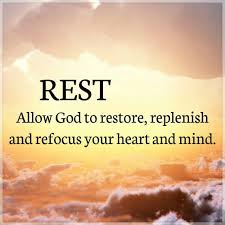 Image result for jesus, healer, comforter, in him we rest