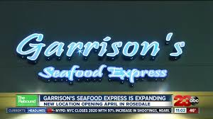 Garrison's Seafood Express set to open ...