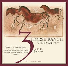 Eagle Foothills Wines | 3 Horse Ranch Vineyards | Eagle ID